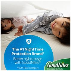 GoodNites Disposable Bed Mats, 36 Count //http://bestadjustablebed.us/product/goodnites-disposable-bed-mats-36-count/