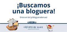 Concurso para blogeras  que les interesen los niños http://blog.lacascaradenuez.com/cascara-de-nuez-busca-una-bloguera