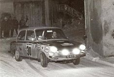 Monte Carlo 1972, Laurent & Marche 18th