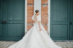 You Will Fall in Love with This Regal Filipiniana Wedding in Bataan! Simple Wedding Gowns, Perfect Wedding Dress, Simple Weddings, Wedding Blog, Wedding Dresses, Wedding Stuff, Filipiniana Wedding Theme, Filipiniana Dress, Wedding Themes