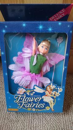 Purple Clover Fairy