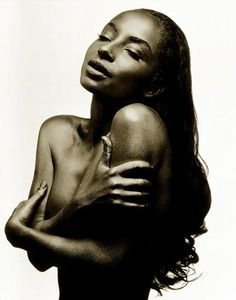 Sade    Cover image for Love Deluxe  by Albert Watson    Hot album AND Hot image!