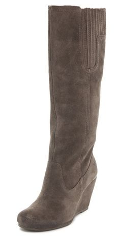 Luxury Rebel Shoes Effie Wedge Boots - fall