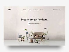 'Sup guys Working on this awesome project at the studio. The client is a furniture manufacturer in Belgium and focusses mainly on chairs and tables. There the only one in Belgium that designs and ...