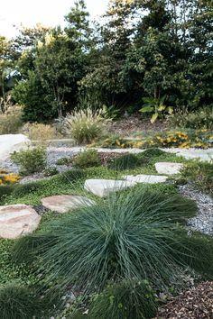 Outdoor Spaces, Outdoor Living, Outdoor Decor, Landscape Design, Garden Design, Cedar Creek, Stepping Stones, Outdoor Gardens, Landscape Photography