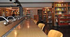 Βιβλιοθήκη Παντείου Conference Room, Table, Furniture, Home Decor, Decoration Home, Room Decor, Tables, Home Furnishings, Home Interior Design