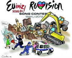 eurovision en baku
