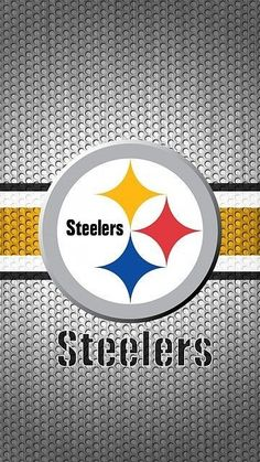 Pittsburgh Steelers Wallpaper, Pittsburgh Steelers Football, Pittsburgh Sports, Best Football Team, Steelers Images, Pitsburgh Steelers, Here We Go Steelers, Steelers Stuff, Nfl Logo