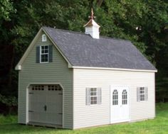 1000 images about garages on pinterest prefab garages for Modular carriage house