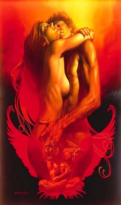 Enchantment // Boris Vallejo                              …