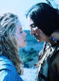 Cheyenne Warrior, 1994 starring stars Kelly Preston, and Pato Hoffmann