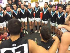 Boys after beating the Crows 115-91, 3rd May 2015