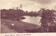 CAstrop-Rauxel Stadtgarten altre Postkarte 40er Jahre   Flickr - Photo Sharing!