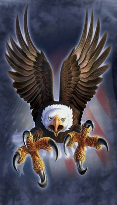 Eagle Lenticular Picture Animal Poster Painting Home Decor Wall Art Decor Eagle Images, Eagle Pictures, Nature Pictures, Eagle Icon, Eagle Art, Eagle Wallpaper, Tiger Wallpaper, American Flag Drawing, Bald Eagle Tattoos