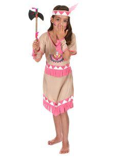 De leukste carnavalskleren voor themafeesten kunt u bestellen op Vegaoo.nl! Bestel nu dit leuke indiaan kostuum voor een lage prijs!