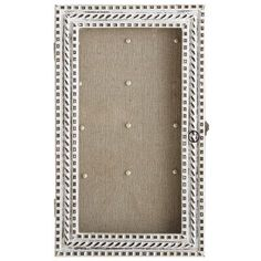 keepsake box wall frame 9x17