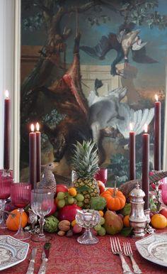 Happy Thanksgiving | Carolyne Roehm