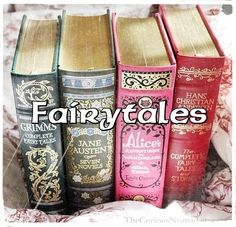 Amazing world of fairytales. i want to own one of each volume!