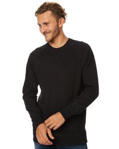 Like this? We have more!   As Colour Brush Mens Crew Black http://www.fashion4men.com.au/shop/surfstitch/as-colour-brush-mens-crew-black/ #AS, #AsColour, #Black, #Brush, #Colour, #Crew, #Jumpers, #Men'S, #SurfStitch
