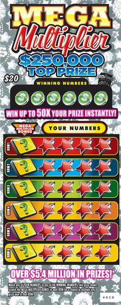 36 Best #IdahoLottery Scratch Games images in 2012 | Ticket
