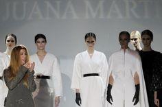 Primera jornada de la Madrid Fashion Week: Juana Martín