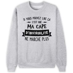 [Harry Potter] Cape d'invisibilité ne marche plus Harry Potter Cape, Cosplay Harry Potter, Mode Harry Potter, Harry Potter Shirts, Harry Potter Universal, Harry Potter Humour, Sassy Shirts, Cool T Shirts, Funny Shirts