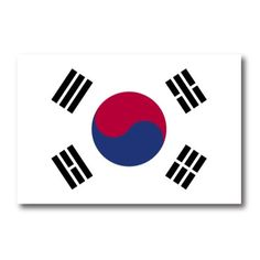 This South Korean Flag Magnet showcases your foreign countrys flag. Bright and Beautiful flag that wont fade to show your patriotic pride. Printed on Heavy Duty 35 Mil Magnetized Vinyl. South Korea Flag, Korean Flag, Flag Logo, Car Magnets, Flags Of The World, Chicago Cubs Logo, Car Accessories, Decals, Trucks
