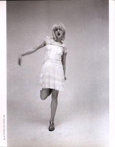Miss World, Courtney Love by Juergen Teller, early 90s #grunge