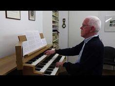 Leo Terlouw speelt op Hauptwerk, sampleset orgel Bavokerk, Haarlem - YouTube