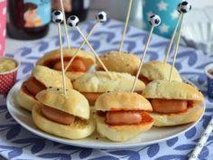 Mini hot dogs pour l'Apéro • Hellocoton.fr