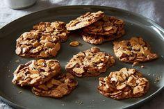 Dorie Greenspan's 3-Ingredient Almond Crackle Cookies recipe on Food52