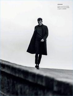 The Septemberist: Alexandre Cunha for Forbes España - The Fashionisto