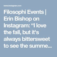 """Filosophi Events 
