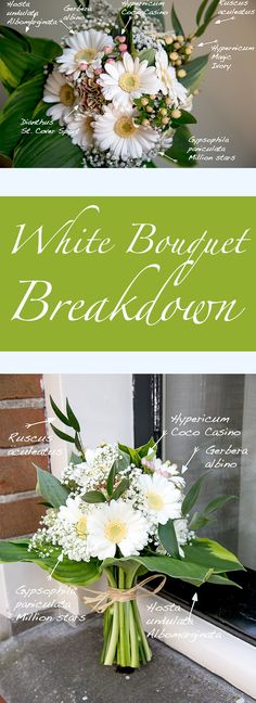 Bridal Bouquet Break