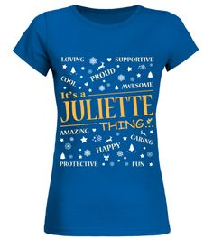 # IT IS JULIETTE THING .  IT IS JULIETTE THING  A GIFT FOR A SPECIAL PERSON  It's a unique tshirt, with a special name!   HOW TO ORDER:  1. Select the style and color you want:  2. Click Reserve it now  3. Select size and quantity  4. Enter shipping and billing information  5. Done! Simple as that!  TIPS: Buy 2 or more to save shipping cost!   This is printable if you purchase only one piece. so dont worry, you will get yours.   Guaranteed safe and secure checkout via:  Paypal | VISA…
