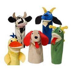 "Baby Einstein Five Puppet Set: Features: -Green ""BARD"" dragon puppet. -Black and white cow puppet. First Birthday Parties, 2nd Birthday, First Birthdays, Birthday Ideas, Cyber Monday, Baby Einstein Party, Dragon Puppet, Puppet Toys, Hand Puppets"