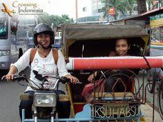 Pedicab  medan