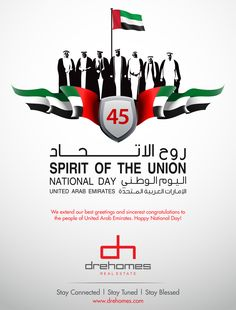 We extend our best greetings and sincerest congratulations to the people of United Arab Emirates . United Arab Emirates, Dubai, Congratulations, Blessed, The Unit, Hot, Happy, People, Ser Feliz