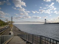 Shore Road. Bay Ridge, Brooklyn. My very first cycling route.