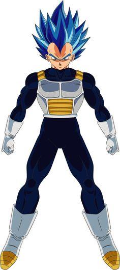 Super Saiyan, Dragon Ball, Evolution, Blue, Fictional Characters, Art, First Time, Strength, Art Background