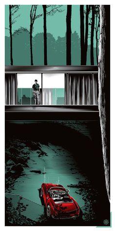 Ferris Bueller by Jeff Boyes