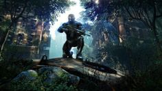 Ein heißer Kandidat aufs beste deutsche Spiel 2014: Crysis 3. || Heise