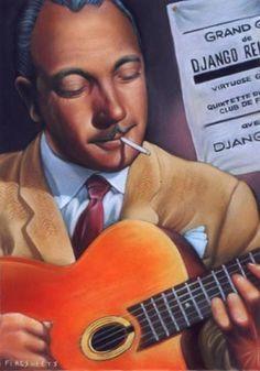 django reinhardt Gypsy Guitar, Django Reinhardt, Hard Bop, Jazz Guitar, Old Music, Jazz Musicians, Jazz Blues, Music People, Pulsar