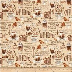 Kanvas Expresso Yourself I Love Coffee Tan Coffee Milk, I Love Coffee, Coffee Art, Black Coffee, Napkin Decoupage, Decoupage Paper, Latte, Donut Party, Vinyl Fabric