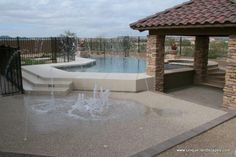 Phoenix AZ Splash Pads & Splash Parks - Photo Gallery