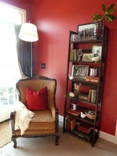 Ladder Shelf Storage Ideas   Design & DIY Magazine
