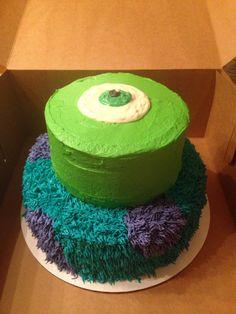Monsters University Cake Janny H. Cakes