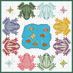 Freebie ~ Frog Fantasy