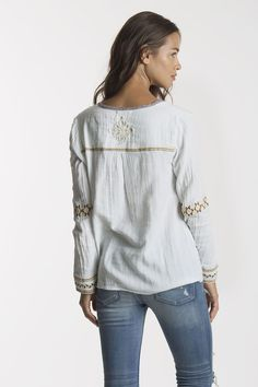 Woodstock shirt | gallabia