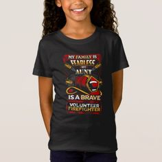 Brave Volunteer Firefighter Aunt Family Support T-Shirt  firefighter activities, firefighter retirement party, firefighter shadow box ideas #firedepartment #blanket #bunkergearblanket, 4th of july party Firefighter Decor, Firefighter Quotes, Volunteer Firefighter, Firefighters Wife, Family Support, Volunteer Appreciation, Fundraising Ideas, Fundraising Events, Matching Shirts